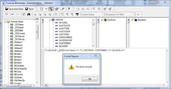 Adding Liaison EDD Data Identifier Tokens (DITs) to Crystal